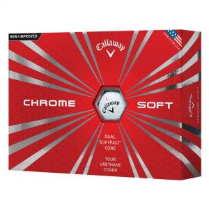 Callaway ChromeSoft Box View