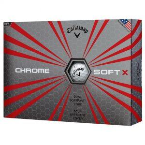 Callaway ChromeSoft X Box View