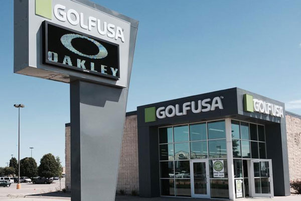 Golf USA Store Front