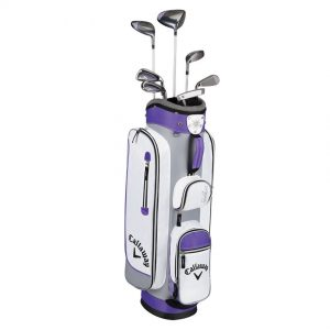 Solaire 8 Piece Set Purple