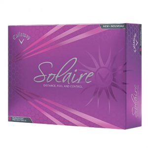 Callaway Solaire Pink Box View
