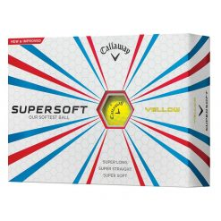 Callaway Supersoft Yellow Box View