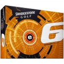 Bridgestone e6 Golf Ball Box View
